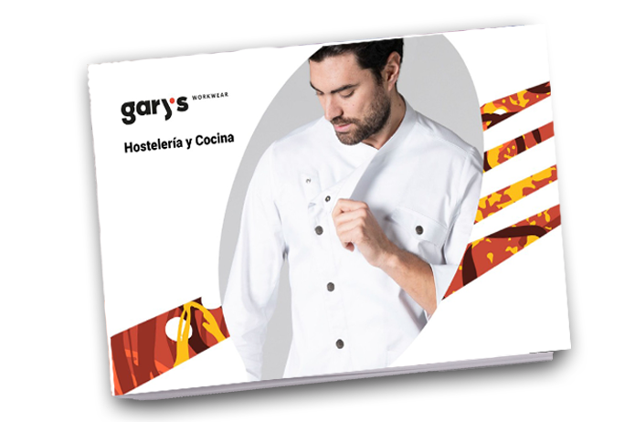 Catalogo V2Uniformes Hosteleria y Cocina Garys