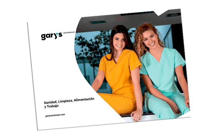 Catalogo V2Uniformes Sanidad y Limpieza Garys
